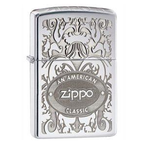 Bật lửa Zippo ngọn lửa 24751