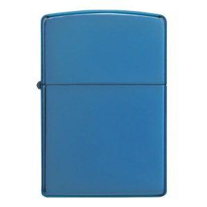Bật lửa Zippo Sapphire xanh dương 20446