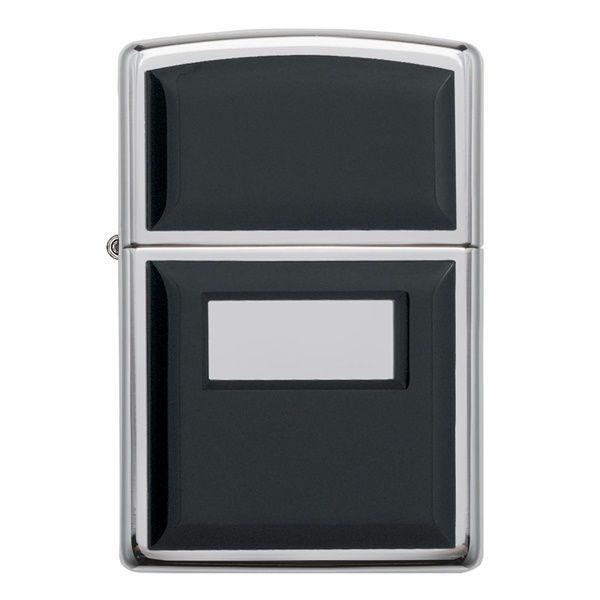 Bật lửa Zippo Ultralite Black Emblem 355