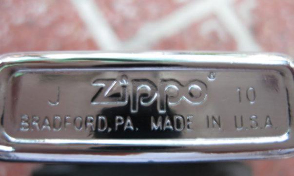 Hướng dẫn chi tiết phân biệt Zippo thật giả một cách đơn giản nhất 7