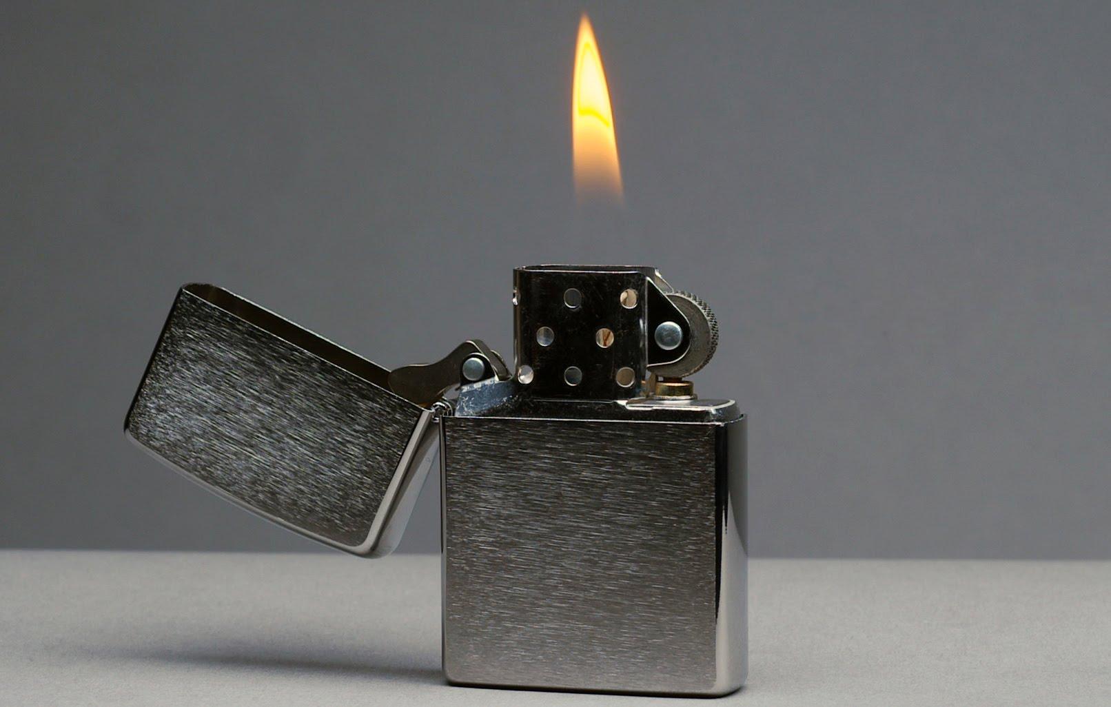 Bật lửa Zippo xịn giá bao nhiêu?