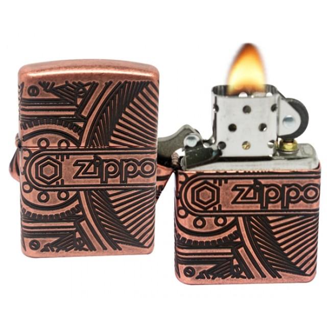 Bật lửa Zippo xịn giá bao nhiêu?10