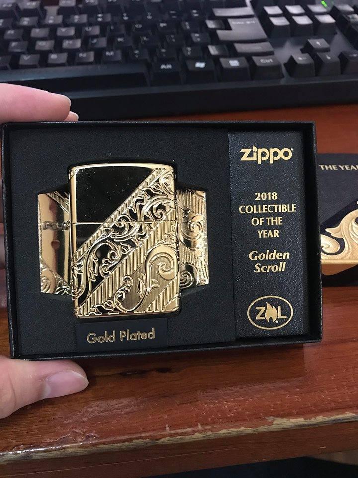 Zippo xịn giá bao nhiêu 13