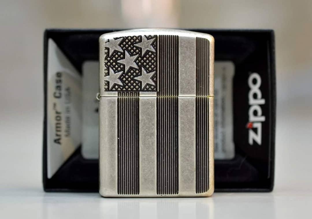 Bật lửa Zippo xịn giá bao nhiêu? 8