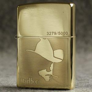Bật lửa Zippo Marlboro cao bồi Winfield - ZP-MA2