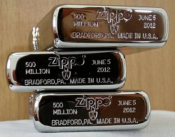 Cách đọc mộc đáy Zippo và cách nhận biết năm sản xuất Zippo 13