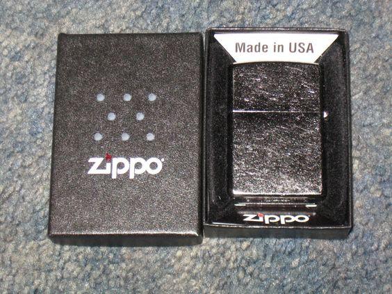 Tổng hợp kiến thức các loại Zippo cơ bản mà bạn cần biết 1