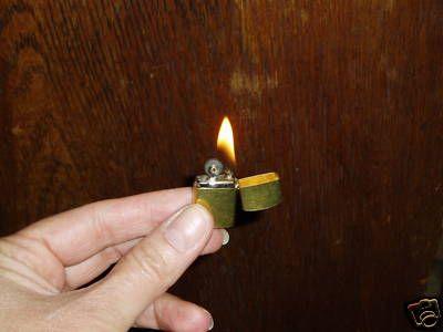 Những nguyên nhân khiến lửa Zippo cháy không đều 5