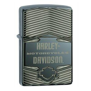 Zippo Harley Davidson 28817- Black Ice Jack Daniel's Famous7