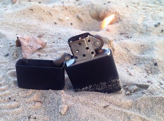 Nguyên nhân khiến zippo không lên lửa và cách khắc phục