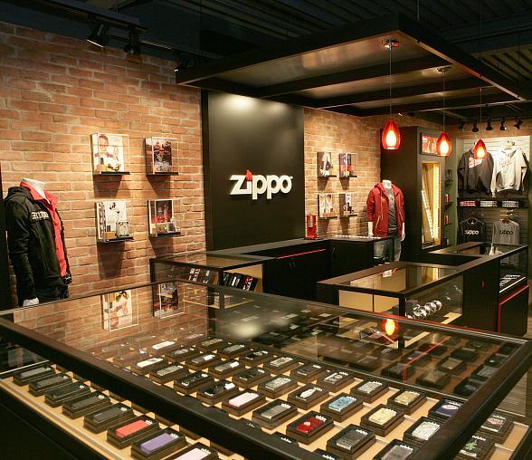 Cửa hàng Zippo 32 Trương Công Giai