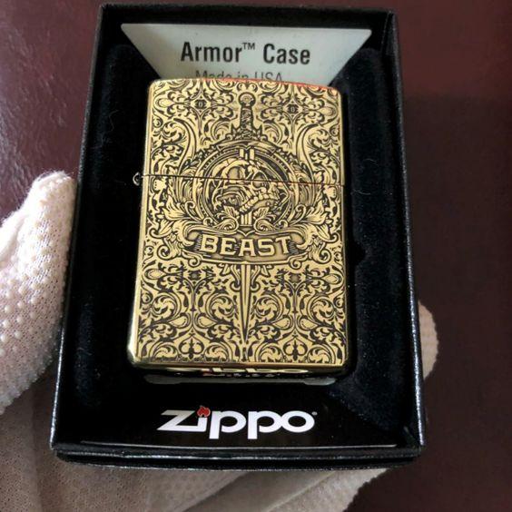 Tổng hợp +99 mẫu Zippo đẹp đến khó cưỡng 2