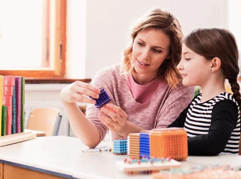 Hiểu vấn đề để giúp trẻ học tốt môn toán hơn