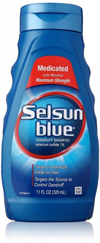 Dầu gội trị gàu nam Selsun Blue