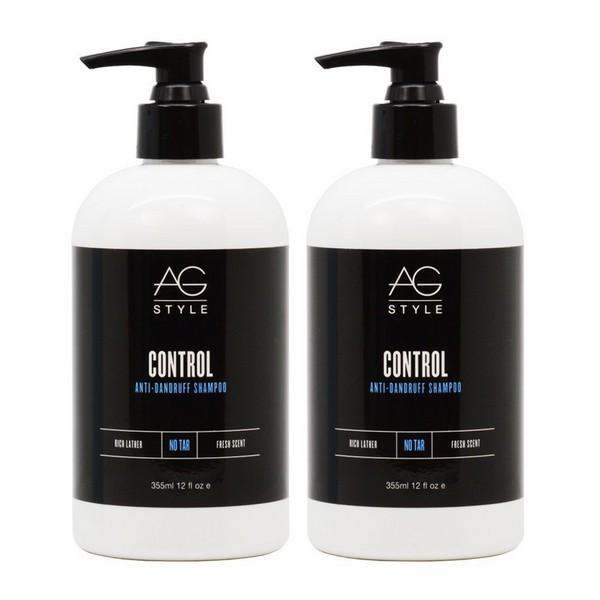 Dầu gội trị gàu nam AG Hair Control Control