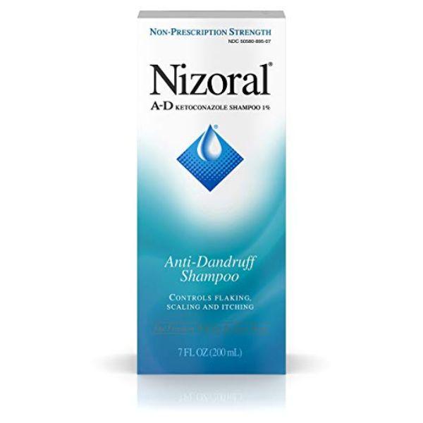 Dầu gội trị gàu nam Nizoral