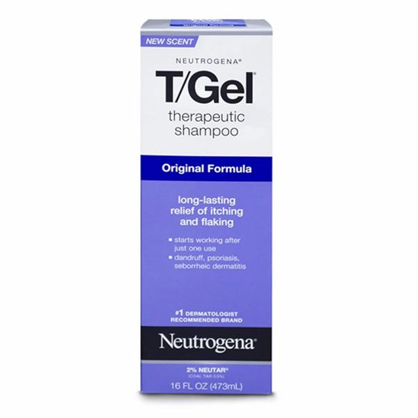 Dầu gội trị liệu Neutrogena T / Gel