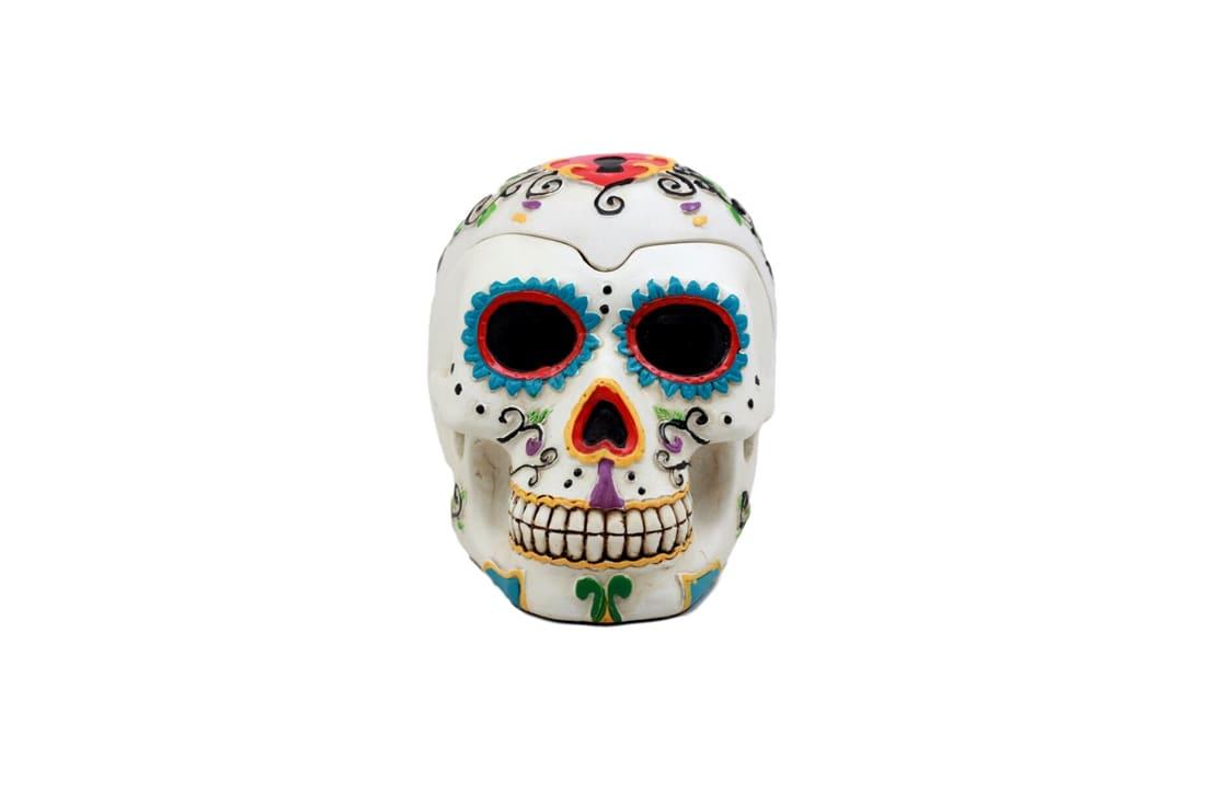 Gạt tàn El Diablo Day of the Dead Sugar Skull