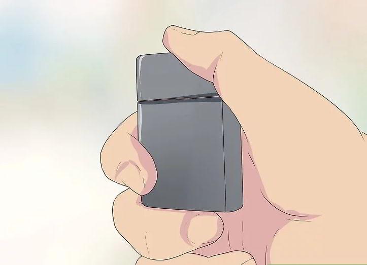 5 cách hướng dẫn biểu diễn Zippo trick cơ bản 2