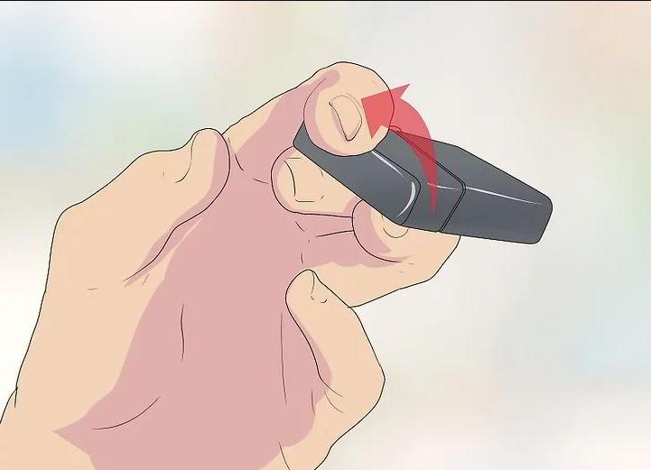 5 cách hướng dẫn biểu diễn Zippo trick cơ bản 11